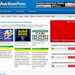 ebay auction press 150x150 Website Clones and Templates