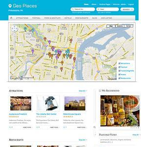 reviews geoplaces templatic Create a New Restaurant with Wordpress GeoPlaces