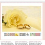 wedding photography template3 Cost to Make a Wedding Photography Website