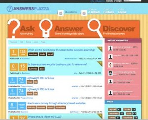 answersPlazza stackoverflow template 300x243 How to Create a Website Like StackOverFlow
