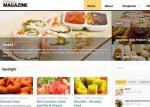Click to visit Delicious Food Blog Theme