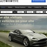 Click to visit Responsive AutoTrader Car Classifieds Wordpress Theme with User Submissions - Automotive