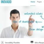 Responsive Corporate WordPress Theme - Inovado