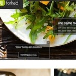 responsive restaurant wordpress theme event manager forked 3 150x150 Website Clones and Templates