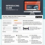 business portfolio glide wordpress 150x150 Website Clones and Templates