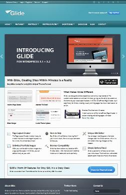 business portfolio glide wordpress1 Cost to Start a Powerful Business Template with Glide VesoPress