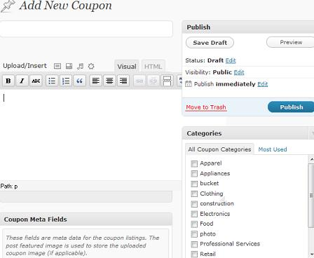 clipper coupon template add new Best Groupon Themes