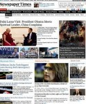 Click to visit Newspaper Times Theme