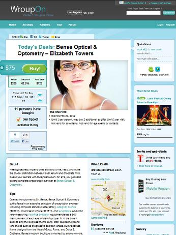 groupon clone wroupon Best Groupon Themes
