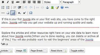 joomla 17 add read more Joomla 1.7 Help   Add Read More link to a Long Article