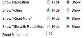Joomla 1.7 Add Read More Link