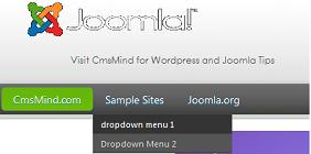 Joomla 1.7 Drop Down Menus are Working