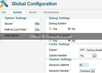 joomla cmsmind elaine extend logout time config Joomla 1.7 Tutorial   How to Change Auto Logout Time