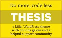 Wordpress Killer Thesis Theme