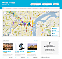 GeoPlaces Yelp Template