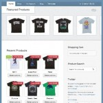 ecommerce template wootique wordpress 150x150 Website Clones and Templates