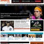ESPN Template - Sports Magazine SportsMag