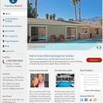Vacation Rental WordPress Template