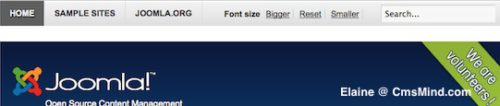 Joomla 1.7 Move Main Menu to the top of page Above Header