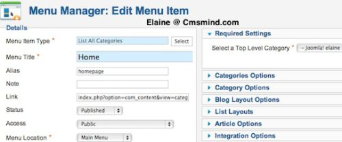 cmsmind elaine subcategories images 4 Joomla 1.7 Help   How to Display Subcategories with Descriptive Images