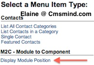 cmsmind joomla 17 show modules on frontpage 6 Joomla 1.7 Tutorial   How to Show Modules on Frontpage instead of Featured Articles