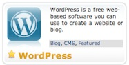 Dreamhost One click install for WordPress