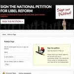 Wordpress Petition Pro Template