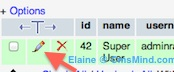 cmsmind elaine joomla25 forgot super admin password 9 How to Reset Super Administrator Password in Joomla 2.5