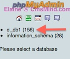 cmsmind elaine joomla25 forgot super admin password phpmyadmin 6 How to Reset Super Administrator Password in Joomla 2.5