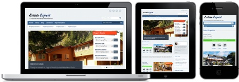 cmsmind real estate estate expert wordpress property manager 2 Best Real Estate Themes