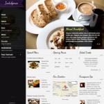 Indulgence WordPress Restaurant Theme