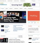 wordpress theme news magazine site like techcrunch mashable e1332511751607 137x150 Website Clones and Templates