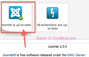 cmsmind joomla update now error 4 Joomla 2.5 Error  1   An error has occurred . Copy failed