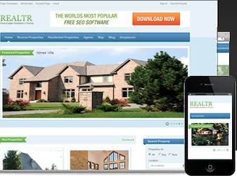 mls clone real estate wordpress theme realtr search 3 Best Real Estate Themes