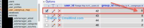 cmsmind joomla 2 5 change to super administrator 5 Joomla 2.5   User Lost Super Administrator Access
