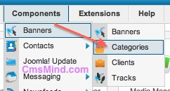 cmsmind joomla 2 5 create new banner category Joomla 2.5 Tutorial   How To Add Banners To Website