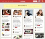 Pinterest clone wordpress theme pinboard e1342138953294 150x130 Website Clones and Templates
