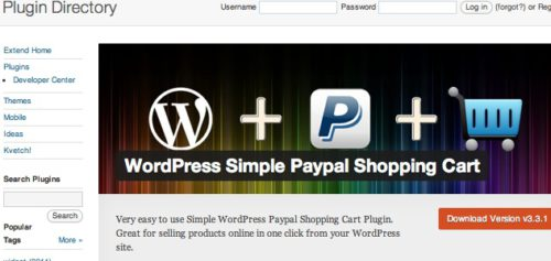 wordpress simple paypal shopping cart wordpress plugin How to create an Online store with eStore Wordpress Theme