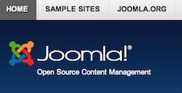 Joomla 2.5.8 - Remove the Joomla_Black.gif File