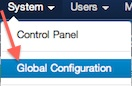 joomla 3 System global configuration How to put Joomla 3.0 site offline