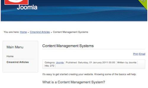 Joomla 3.0 How to Hide Article Hit Counter