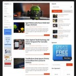 responsive blog reeponsive magazine wordpress theme monopoly 150x150 Website Clones and Templates