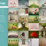 responsive infinite scroll photography portfolio template origin 150x150 Website Clones and Templates