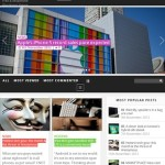 Click to visit Free Responsive Magazine Theme - Gadgetry