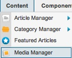 joomla 2 5 8 tutorial media manager Joomla 2.5 Tutorial   How to Delete Folder in Media Manager