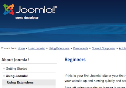 joomla 2 5 tutorial hide article details on all pages 5 Joomla 2.5.8 Tutorial   Hide Article Details on All Pages