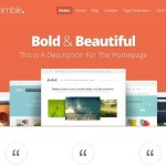 Click to visit Bold Responsive Business Template