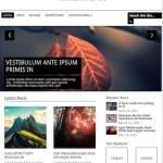 responsive news magazine template wordpress theme vogue 2 150x150 Website Clones and Templates