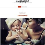 Click to visit Simple, Responsive Blog Template