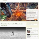 Click to visit Unique Responsive Blog Template